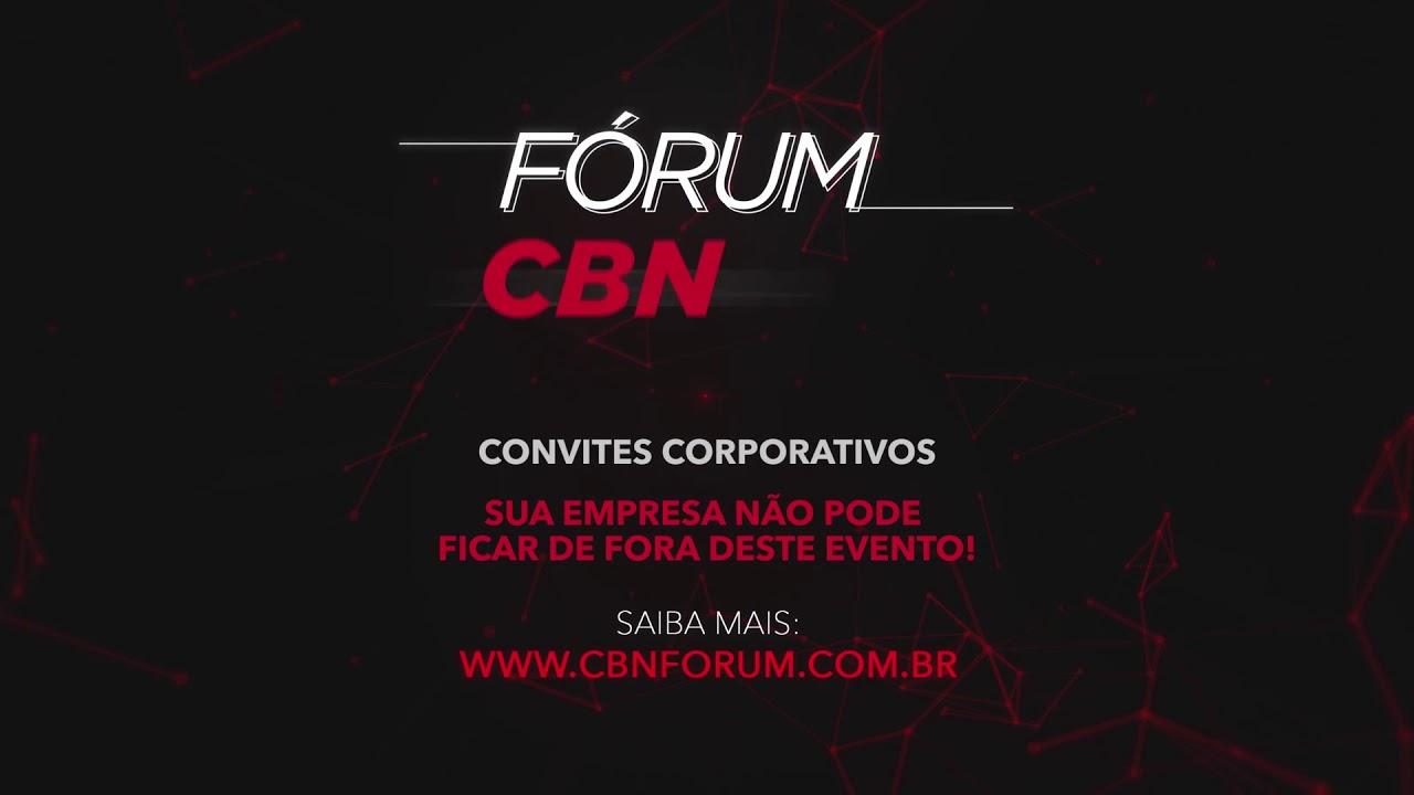 FÓRUM CBN – FELIPE SABOYA