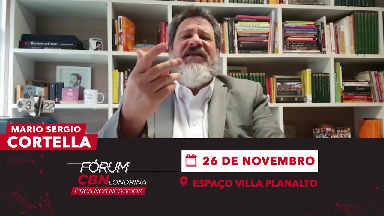 FÓRUM CBN – MARIO SERGIO CORTELLA