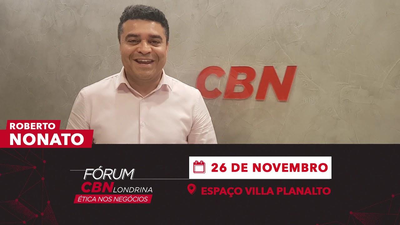 Fórum CBN – Roberto Nonato
